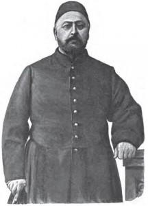 Türkyorum - Mehmet Emin Ali Paşa